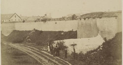 Bastion Lindekruus 1875