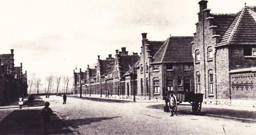 Czaar Peterstraot Wittevrouweveld 1930