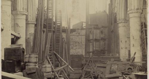 Dominicanerkèrk gebruuk es maggezijn in 1884